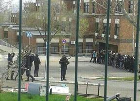 La lucha vuelve a la Universidad: más de 50 detenidos en un desalojo en la Complutense