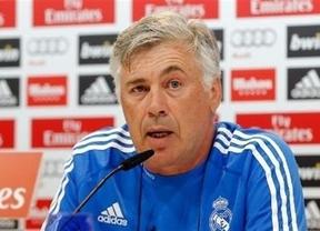 Ancelotti dice que jugará al ataque: