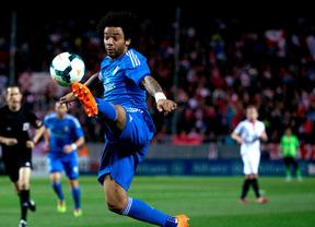 Un Madrid 'descristianizado' busca la victoria ante el siempre duro Sevilla para escaparse en la clasificación
