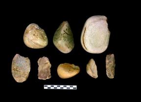 Hallan en Cuenca herramientas utilizadas hace un millón de años
