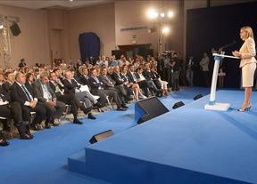 Cospedal asegura que con Rajoy como presidente la ley es igual para todos