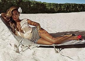Beyoncé, imagen de H&M para la campaña de verano 2013