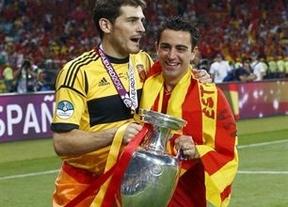 Casillas y Xavi no quieren mezclar deporte y política