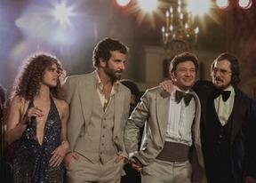 'La gran Estafa Americana' no lo es: el film, gran triunfador con tres premios en los Globos de Oro