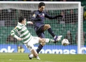 El Atlético gana al Céltic (0-1) 'por los pelos' gracias al gol de Turan