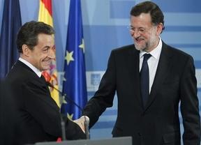 El emperador Sarkozy regatea a Merkel y marca a Rajoy el camino a la subida del IVA