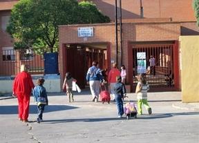 Alumnos de un colegio de Toledo, sin profesor asignado para el curso