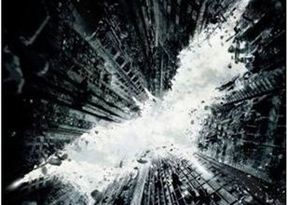 'The Dark Knight Rises' pasará de la pantalla al libro