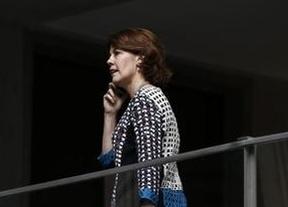 Rajoy pide firmeza a Barcina por teléfono y reta al PSOE a que haga con Bildu una moción de censura