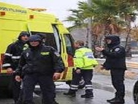 Muere un murciano de 59 años tras salirse de la carretera con su camión y volcar en Luciana (Ciudad Real)