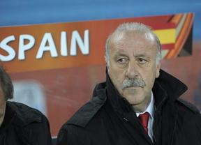 Del Bosque inicia ante la difícil Serbia las pruebas para revalidar el título de campeones de la Eurocopa