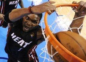Los Miami Heat toman ventaja 2-1 frente a los Thunder de Ibaka