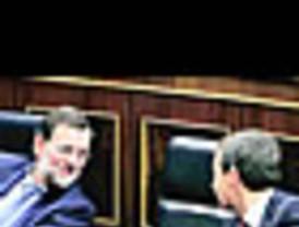La foto más morbosa entre ZP y Rajoy