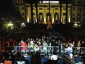 Más de medio millón de personas participó de la Noche de los Museos en la Ciudad
