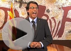 Triunfa la parodia de Artur Mas bailando el 'Gangnam Style'