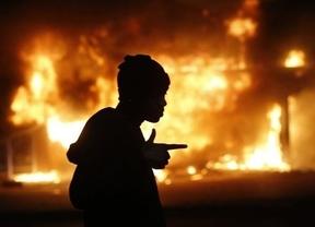 Caso Michael Brown: espectaculares imágenes de los disturbios raciales en EEUU