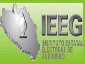 PRI acusa IEEG de servir a candidato perredista