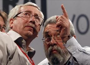 Toxo y Méndez exigieron 'discreción' a Rajoy