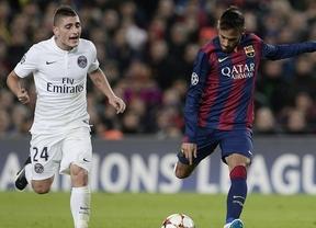 Champions: el Barça, con todo a favor ante el PSG, lo tiene fácil pero Luis Enrique no quiere confianzas