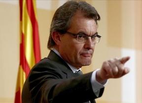Artur Mas, desafiante a pesar de la decisión del Constitucional: