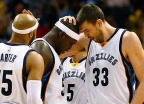 NBA: Marc y sus Grizzlies recuperan el batacazo inicial e igualan la serie ante los Warriors (90-97)
