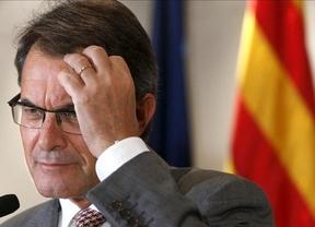 Artur Mas volverá a escenificar en Madrid su separatismo: tras su paso 'mudo' por La Moncloa llega al Senado