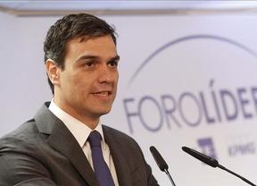 Sánchez se disculpa en Twitter por votar por 'error' con el PP la reforma del aborto