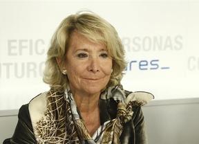Aguirre acusa a Carmena de 'querer acabar con la democracia occidental' y 'avisa a navegantes': 'Mi objetivo es frenar a Podemos'
