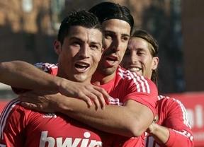 El Madrid consigue brillar en Vallecas gracias al gol de Cristiano (0-1) que vale 3 puntos