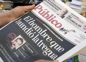 'Público' pega duro en su versión digital tras cerrar en papel