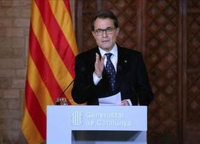Artur Mas hace oídos sordos al 'NO' de Madrid y empleará sus instrumentos legales para celebrar la consulta