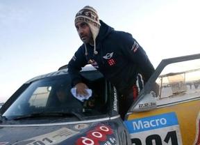 Al Attiyah firma su cuarto triunfo de etapa y consolida el liderato en coches