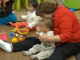 Aumenta un 20% los acogimientos familiares de menores