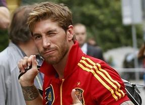 Ramos tiene 'ilusión' por la gira africana de La Roja, aunque admite que 'no son viajes agradables'
