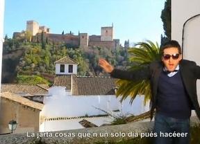 El 'Granaíno Style' arrasa en Internet promocionando la ciudad de la Alhambra