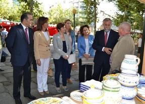 Riolobos, este sábado en la Feria de Artesanía de Talavera