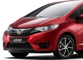 Honda muestra las primeras imágenes del nuevo Jazz para Europa