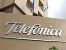 Telefónica sube su beneficio neto un 59,4% en nueve meses