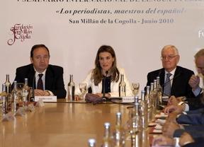 La Princesa Letizia se cuestiona el rigor que se tiene al hablar 'políticamente bien'
