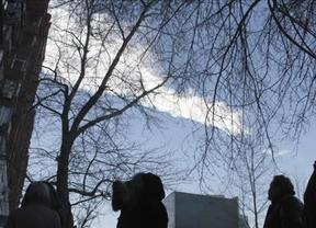 El meteorito de los Urales alcanzó más de 64.000 kilómetros por hora