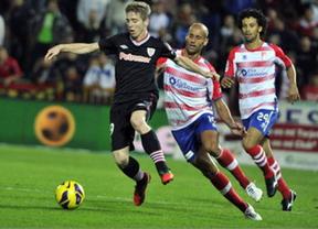 Athletic-Granada, por el descenso, y Betis-Getafe, por Europa, cierran la jornada de Liga