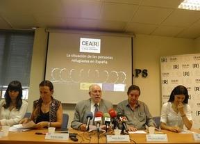 España sólo aceptó 3.200 peticiones de asilo pese a que se duplicaron las solicitudes