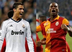 Horario dónde ponen Real Madrid-Galatasaray: sin confianzas contra la 'pasión turca' (miércoles 3 de abril 2013, Canal Plus)