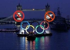 Londres prohibirá que los espectadores suban contenidos de las Olimpiadas a Internet