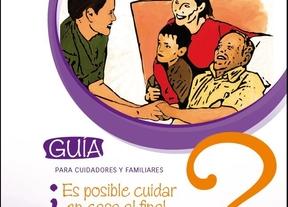 Una guía para ayudar a cuidadores y familias con enfermos en fase terminal