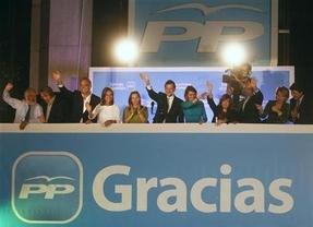 Alarma en Génova: el PP no quiere que se le escape el voto de la calle ahora que acaba lo peor de la crisis