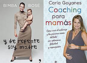 Bimba Bosé y Carla Goyanes, dos formas distintas de entender la maternidad plasmadas en dos libros