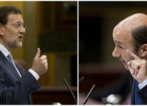 El PP continúa su caída en picado, mientras que el PSOE saca una ventaja de 1,1 puntos