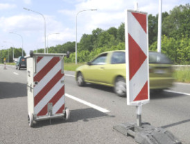 La DGT esconde radares en señalizaciones por obras