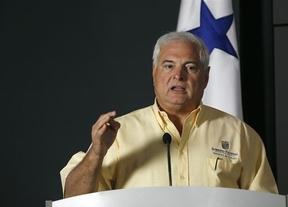 El presidente de Panamá pone calma: dice que las obras de Canal se terminarán
